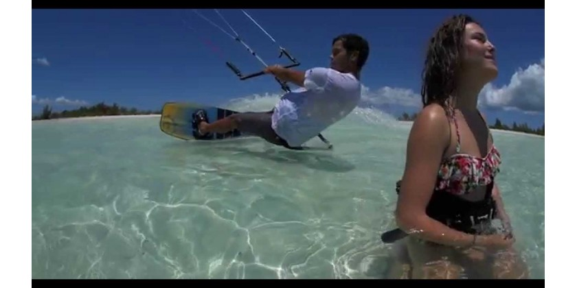 The Getaway: Kiteboarding in Paradise 4k